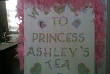"A ""Royal"" Princess Party"