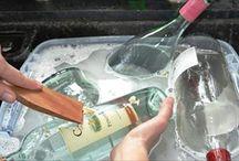 Flaschendeko