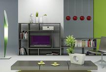 Hogar y decoración / Ideas de color y decoración para la casa.