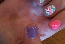 Sophia's pins / Nails
