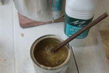 décapant peinture maison