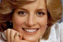 Royals--Princess Diana / by Sue Lippert