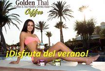 Golden Thai Salud y Belleza / Golden Thai Coffee patrocina el certamen de belleza Miss World Spain, conoce nuestras modelos y aprende algunos truquitos para estar más guapa.