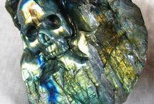 Labradorite J'Adorite / Everything labradorite, the stone I most labra-love-ite! / by Lori Liggett