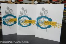 Note Cards: Invitations/Thank You