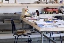 Studio / by Mary Laurel Burt