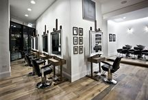 beauty and salon  / by Jessica Hagins