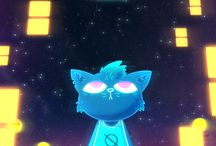 NIGHT IN THE WOODS / EFF THE COPS