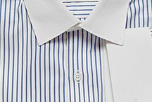 Mens Custom Shirts - From www.RavisTailor.com / Mens custom made shirts made to measure and full bespoke from Ravis Custom Tailors at www.RavisTailor.com