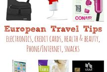 things about travel