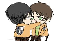 Attack On Titan/Shingeki No Kyojin/Snk/Aot / Invite anyone you want to and this boards is for Attack On Titan Related Pins. Yaoi and Yuri is welcomed with opened arms. All ships are welcomed. If you wish to join, message me.