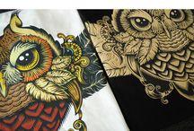 Owls / by Sheri Chamberlain