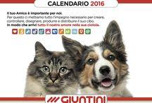 Calendario 2016 / Il nostro calendario, mese per mese.