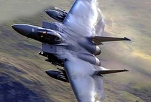 F- 15 Eagle ( McDonnell Douglas Boeing)