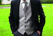 Trajes novio  / como debe vestir un hombre en su boda