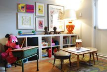 Reading/Art Nook / by Laura Page