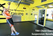TRX Chest Exercises / #TRX_Chest_Exercises #Suspension_Chest_Exercises