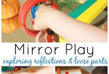 Mirror play