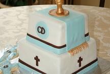 comunion tortas