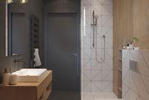 WNĘTRZA: łazienki