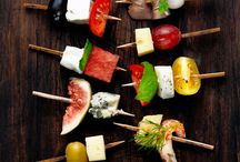 finger foods / canapes