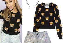 Ariana Grande Style