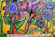 Art Journaling / by Marie English