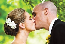 The Kiss - Wedding Style