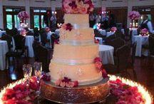 Wedding - Hochzeitstorte / Wedding cake