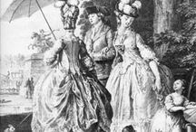 18th century women dresses / Dress of the eighteenth century is not without anachronisms and exoticisms of its own, but that singular, changing, revolutionizing century has become an icon in ...