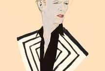 David Bowie Tribute Art