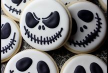 Hellowen cookies