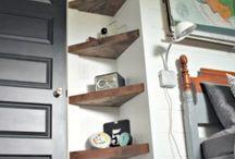plank maken in ongebruikelijke hoeken