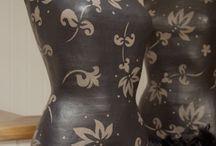 Mannequins sewing details