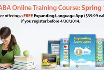Special Learning Online ABA Training Programs / Our SL ABA Online Training Program provides remote access to comprehensive ABA training online.