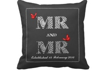 Mr & Mr Wedding Inspirations / Dear friends marriage next year, a pot of ideas for a beyond average celebration of love and commitment / by Julia Noakes
