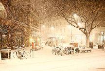 Snow / by Sarah Malin