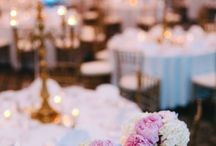 Wedding decor Chateau Laurier
