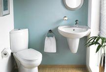 banheiro dá área