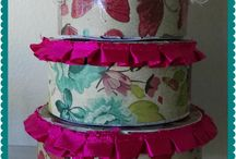 3 TIER CAKE SET - THE CUTTING CAFE