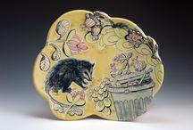 Ceramic cookware and servingware