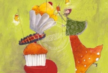 crazy for cupcakes / by Lori Shupe-Davis