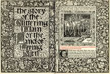 William Morris mon amour