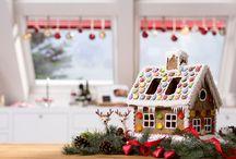 DIY Decoración para tu hogar / Para VELUX, la Navidad es el tiempo perfecto para disfrutar de los amigos, la família, de una casa acogedora.