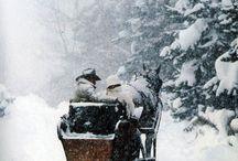 Boże Narodzenie, zima