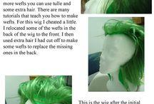 Costuming: Wigwork
