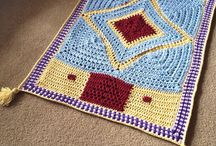 Rag Rug, Mugs and Baskets / by Carrie Mickow-Lane