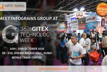 Join us for #GitexTech - we have some 1 DAY PASS worth 150 AED available