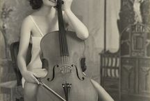 cello / by Corinne Shaffer