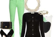 Fashion / Recreate these! / by Yaniela Magaña